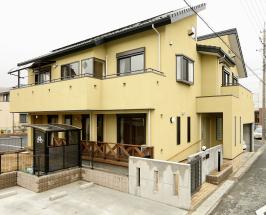 袋井市T様邸(三世帯住宅)