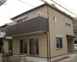 浜松市南区Y様邸 ビルトインガレージ付の家
