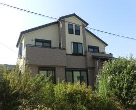浜松市南区K様邸 大黒柱のある家
