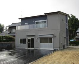 浜松市西区S様邸 (店舗併用住宅)