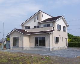 磐田市N様邸(二世帯住宅)