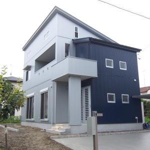 浜松市東区W様邸 シンプルモダンな家