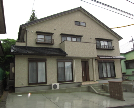 浜松市中区 M様邸(二世帯住宅)