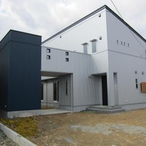 浜松市北区H様邸 大きなL型ベランダがある家