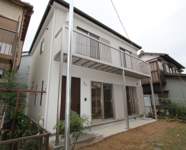 リノベーションで耐震性・断熱性・生活動線全てが改善した家 浜松市中区O様邸