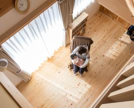 収納たっぷりの若い世代のシンプルな家 磐田市K様邸