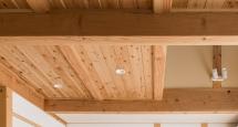 杉板天井2