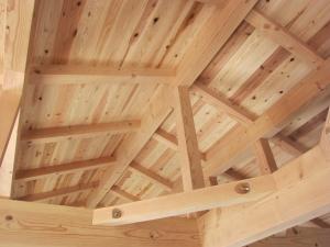 屋根構造1