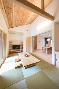 japanese style room living