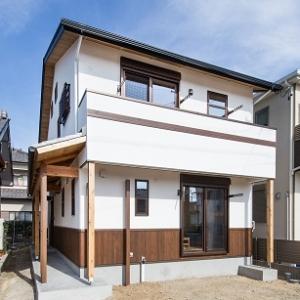 土地形状を上手に活かす、家づくり  浜松市中区 M様邸
