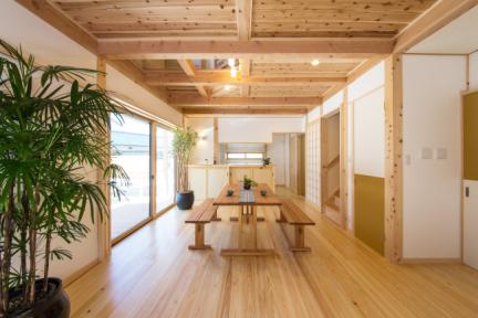 家族の想いに寄り添う浜松の工務店の家づくり