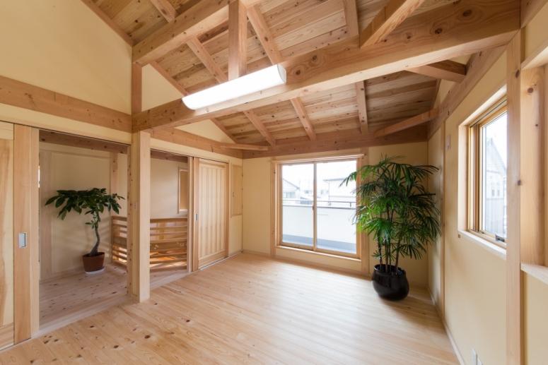 浜松市中区M様邸子供部屋