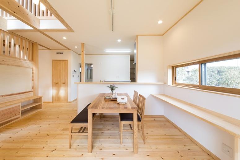 浜松の注文住宅 自然素材の家