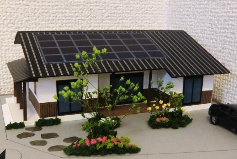 浜松の注文住宅 平屋