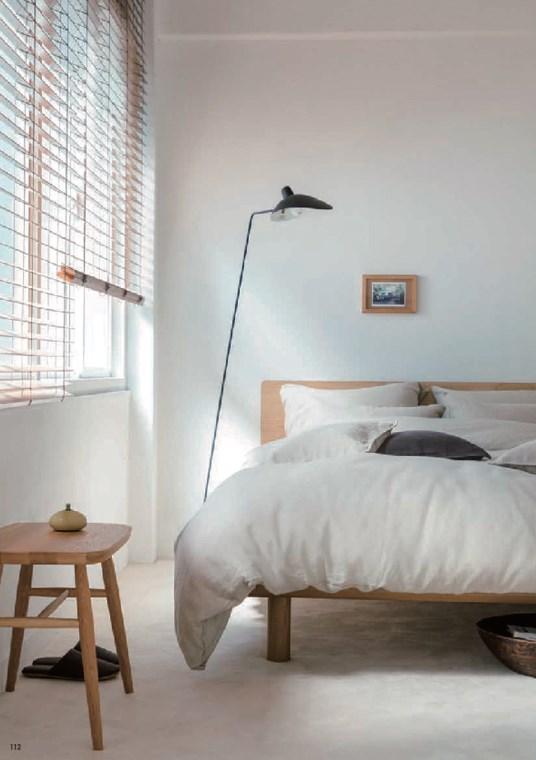 ホームステージング 2F ナチュラルカフェ 寝室