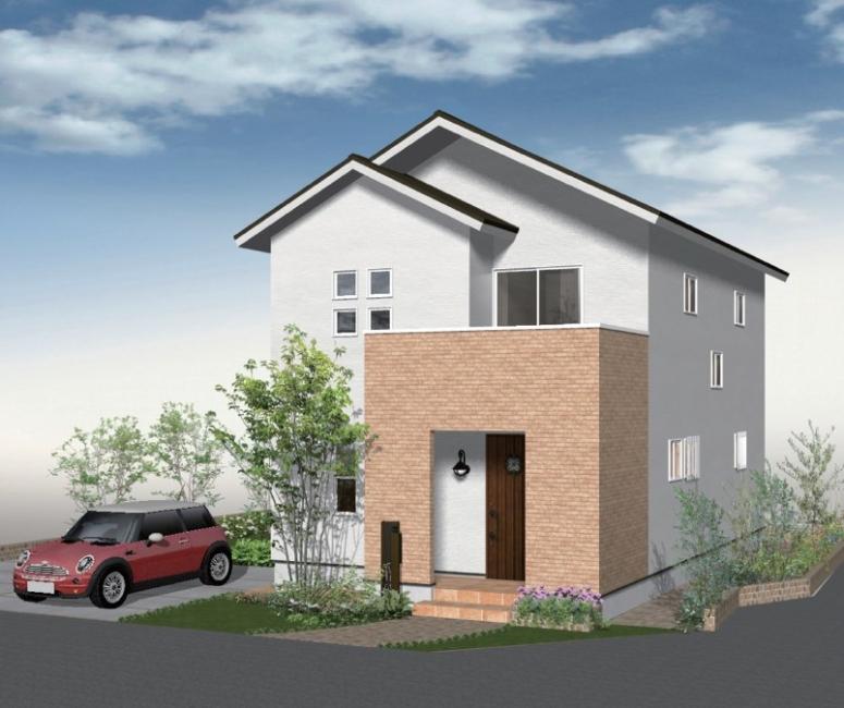 注文住宅, 自然素材,規格住宅,エラベール