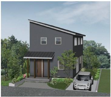浜松,注文住宅,外壁,色
