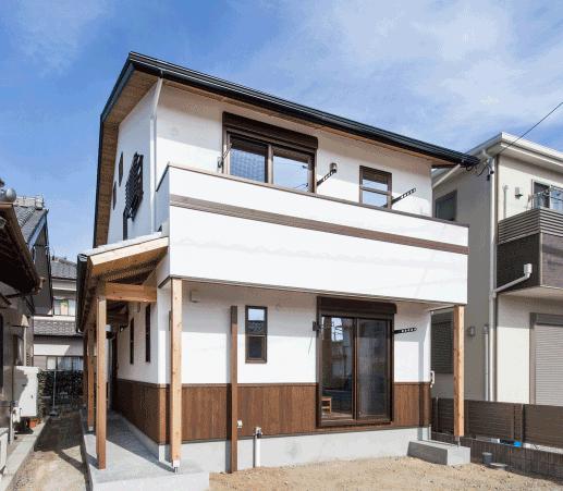 浜松,注文住宅,自然素材の家