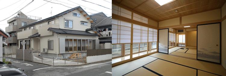 注文住宅,自然素材,浜松