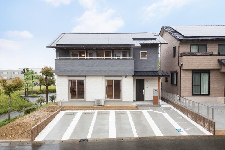 注文住宅, 自然素材,規格住宅,雨楽な家
