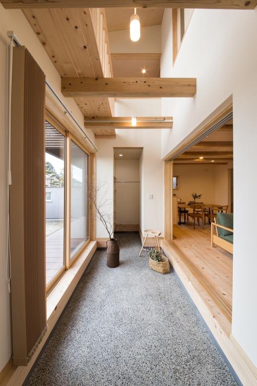 土間の床材の選び方